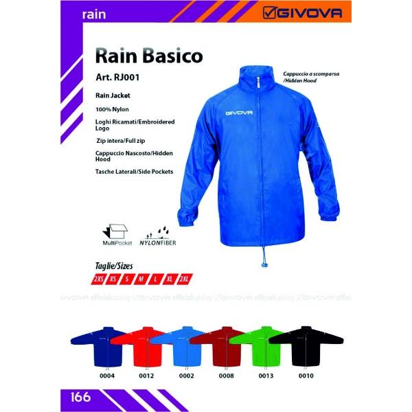 Μπουφάν   Αντιενεμικά GIVOVA - Interprom - Διαφημιστικά Δώρα ... 0421fbfcace