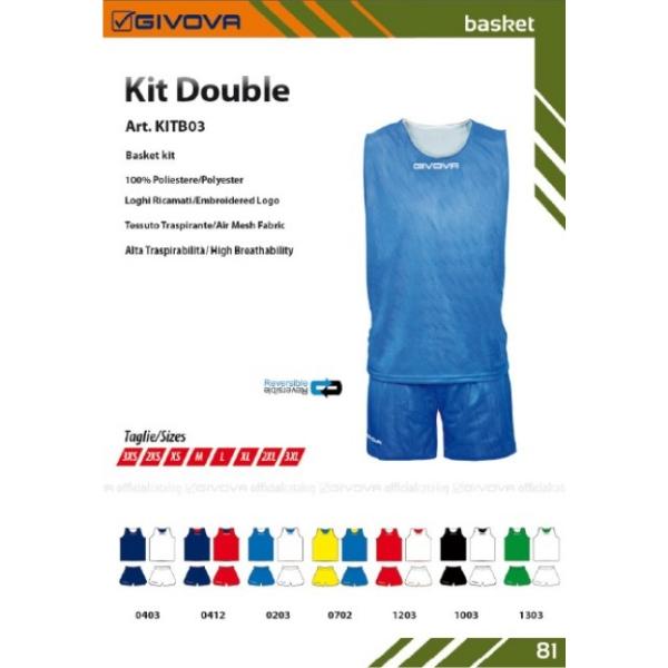 Στολές μπάσκετ GIVOVA - Interprom - Διαφημιστικά Δώρα 23eb07fa536
