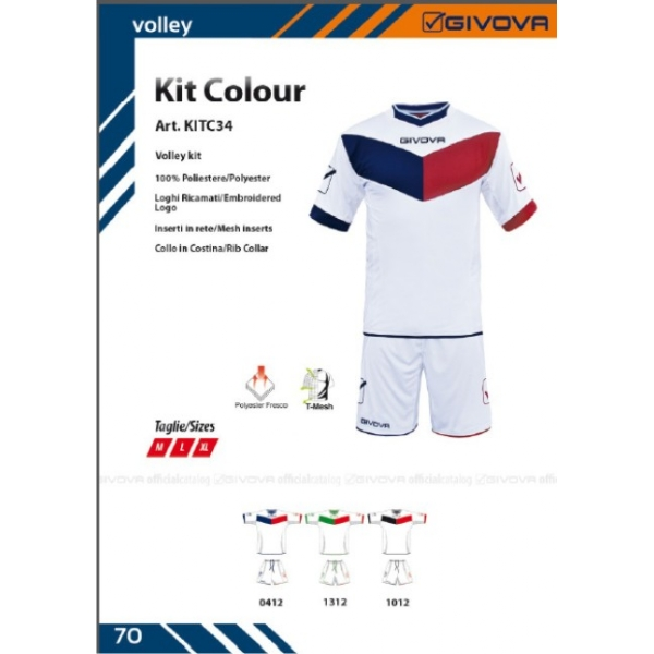 Kit Colour