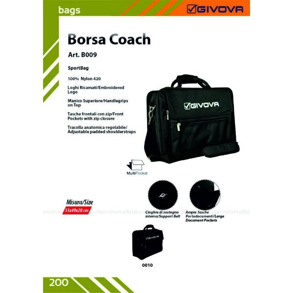 6faffe4a2ddd Σάκοι GIVOVA - Interprom - Διαφημιστικά Δώρα