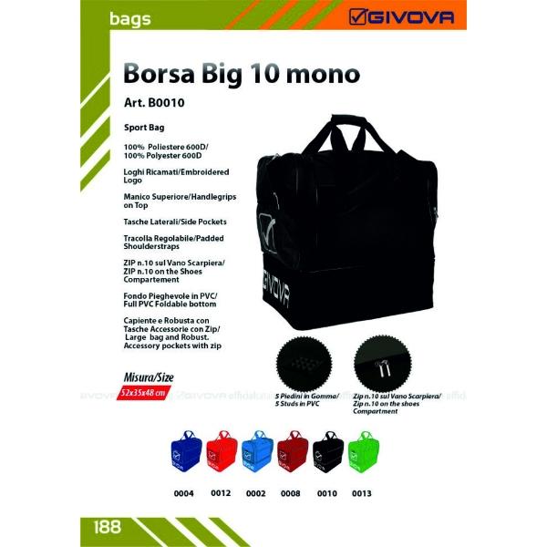 Σάκοι GIVOVA - Interprom - Διαφημιστικά Δώρα b2e9fe97c03