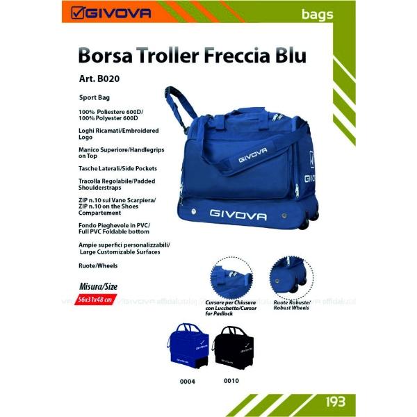 0c9a3a94d55 Σάκοι GIVOVA - Interprom - Διαφημιστικά Δώρα, Αθλητικά Ρούχα, Ρούχα ...