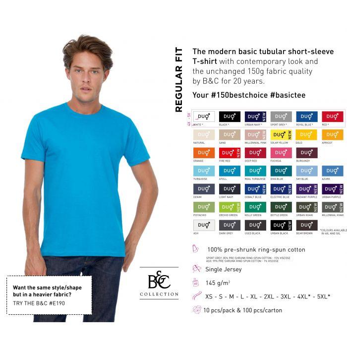 Μπλουζάκια ανδρικά Β C - Interprom - Διαφημιστικά Δώρα 5752c6af907